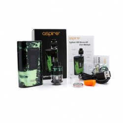 Kit Typhon 100 Revvo - Aspire