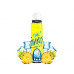 Freeze Mananas - Liquideo 50ml