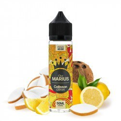 E-liquide Calisson Citron...