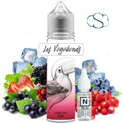 Red Frutz 50ml - Les Vagabonds