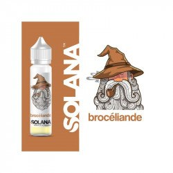 E-liquide Broceliande 50 ml...