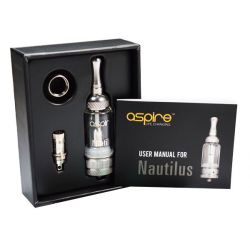 Coffret Clearomiseur Aspire Nautilus