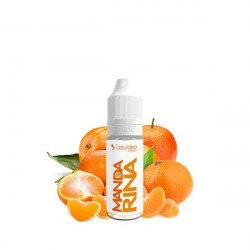 Mandarina 10ml - Liquideo