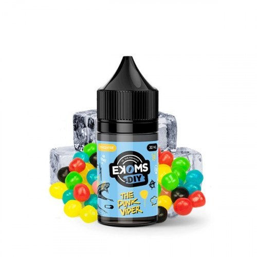 Concentrate The Punk Viper 30ml - Ekoms