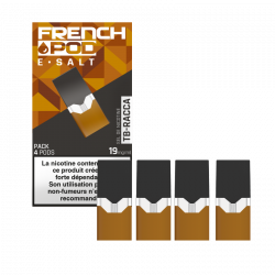 TB RACCA / 4PCS - FRENCH POD