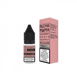 E-LIQUID STRAWBERRY GUAVA PACHA MAMA JACKFRUIT 10ML