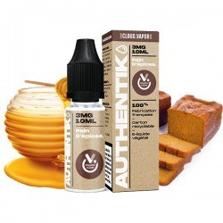 Gingerbread 10ml - Authentik