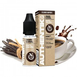 Café Vanille 10ml - Authentik