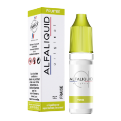 Eliquide Strawberry de Alfaliquid