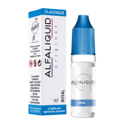 E-liquide Royal de Alfaliquid