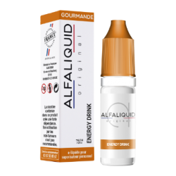 Eliquide Energy Drink de Alfaliquid
