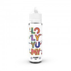Gummy Ball 50ml - Loly Yumy by e.Tasty