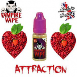 E-liquide ATTRACTION de Vampire Vape