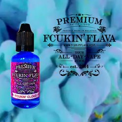e-liquide cloud honeydew blackcurrant de fcukin flava