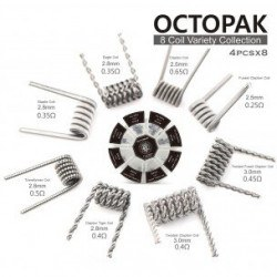 Octopak 8 Coil Variety Collection