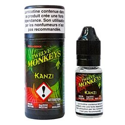 E-liquide Kanzi 10 ml de Twelve Monkeys