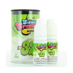 Eliquide Sweet Cream 32 de Eliquid France (2x10ml)