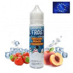 E-liquide Peach Strawberry de Mr Frosty
