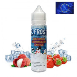 E-liquide Strawberry Lychee de Mr Frosty