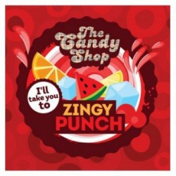 Arôme Zingy Punch The Candy Shop par Big Mouth