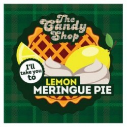 Arôme Lemon Meringue Pie par the Candy Shop - Big Mouth