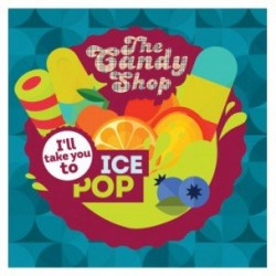 Arôme Ice Pop par The Candy Shop-Big Mouth