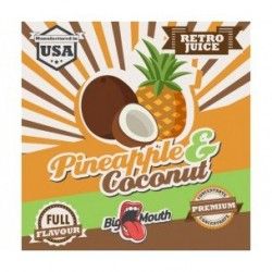 Arôme Pineapple & Coconut par Big Mouth