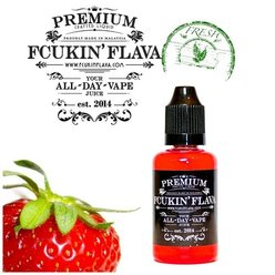 E-liquide Strawberry Jello 30 ml de Fcukin Flava