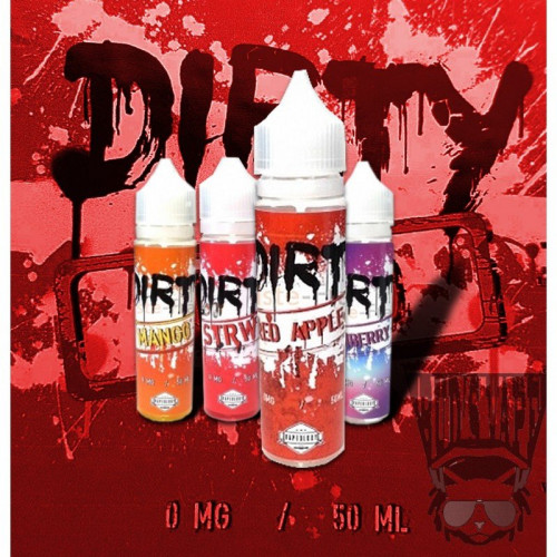 E-liquide Red Apple de Dirty