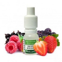 Fruits Rouges 10ML - Maïly Quid