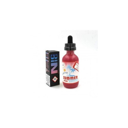 E-liquide Strawberry Bikini de Dinner Lady