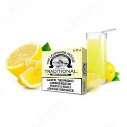 E-liquide Traditional de The Lemonade House