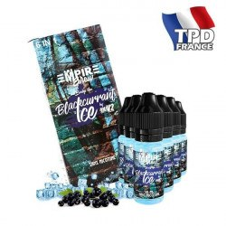 E-liquide Blackcurrant Ice de Vape Empire (6x10ml)
