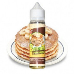 E-liquide Banana Pancakes 50ml de Red Velved