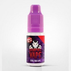 E-liquide Cool Red Lips de Vampire Vape