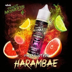 E-liquide Harambae de Twelve Monkeys 50ml