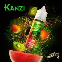E-liquide Kanzi de Twelve Monkeys 50ml