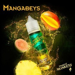 E-liquide Mangabeys de Twelve Monkeys 50ml