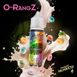 E-liquide O Rangz de Twelve Monkeys 50ml
