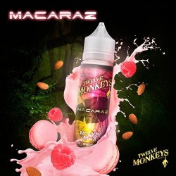 E-liquide Macaraz de Twelve Monkeys 50ml