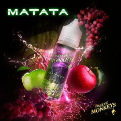 E-liquide Matata de Twelve Monkeys 50ml