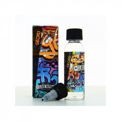 E-liquide Gecko Shake and Vape de Cloud Vapor