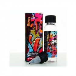 E-liquide Bandi Shake and Vape de Cloud Vapor