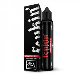 E-liquide Strawberry Jello 50 ml de Fcukin Flava
