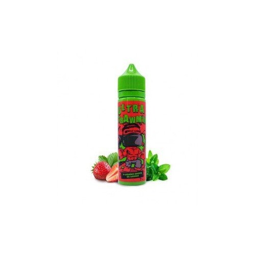E-liquide Strawberry de Ultra 50 ml