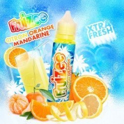 Citron Orange Mandarine 0mg 50ml - Fruizee by Eliquid France