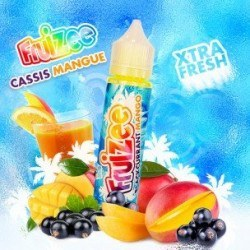 E-liquide Cassis Mangue de Fruizee 50ml