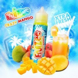 Crazy Mango 0mg 50ml - Fruizee by Eliquid France