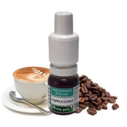 Cappuccino 10ml - Maïly Quid