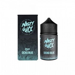 SICKO BLUE 50ml - NASTY JUICE
